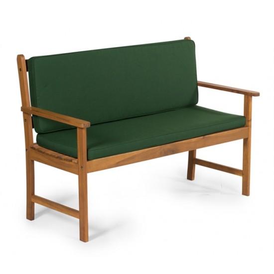 Poťah na lavicu zel. FIELDMANN FDZN 9020