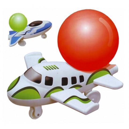 Lietadlo na balónikový pohon