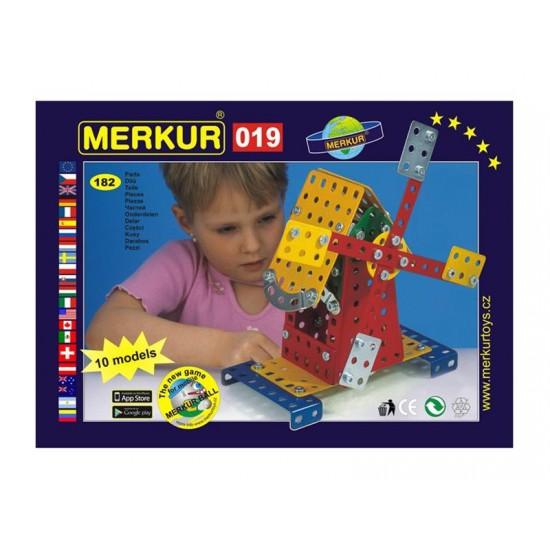 Stavebnica MERKUR 019 MLYN