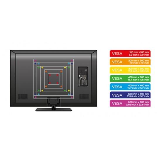 Držiak TV otočný 23-55 LTC LXLCD82