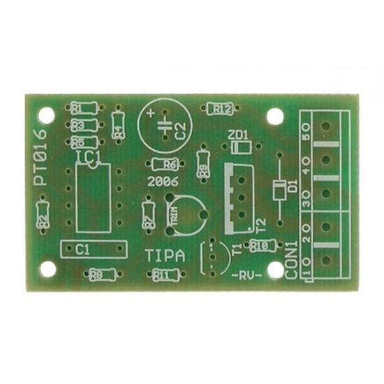 Stavebnica PT016 PWM výkonový regulátor (plošný spoj)