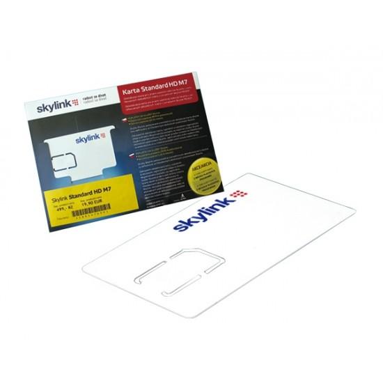 Satelitná prístupová karta Skylink Standard HD IR M7