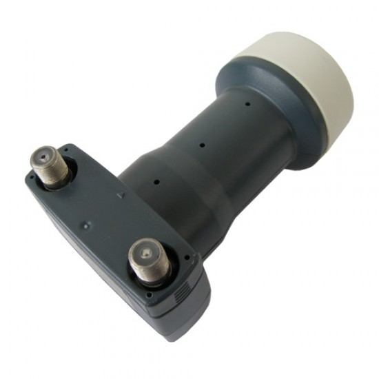 Satelitný konvertor Emme Esse 80189K Twin 0,2 dB