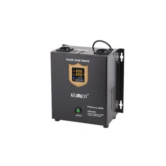 Záložný zdroj PROsinus 300W 12V/ 230V KEMOT závesný