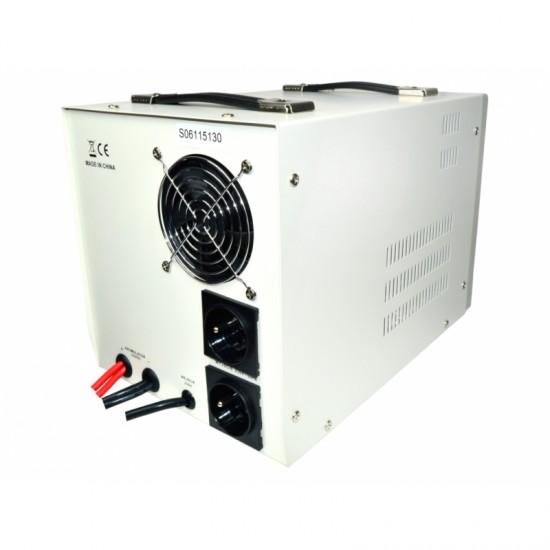 Záložný zdroj UPS SINUS PRO E 1050/1500 - 12V